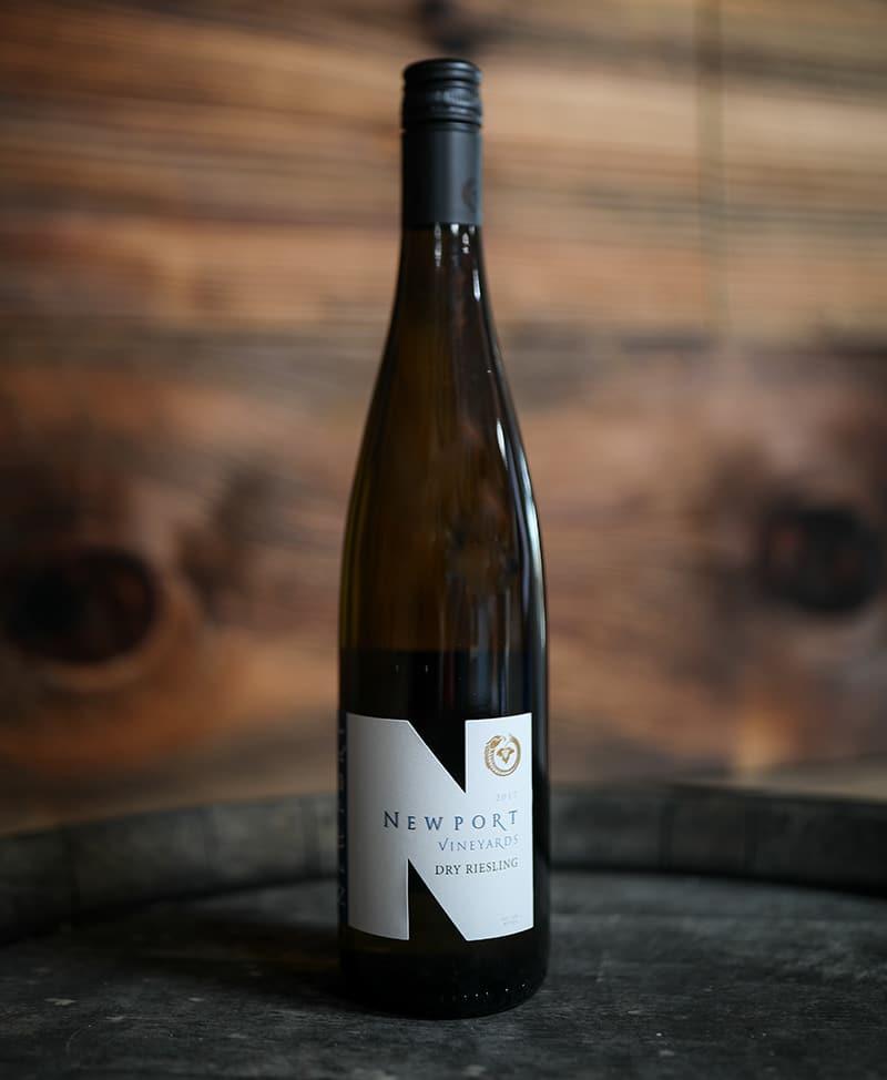 Newport Vineyards Dry Riesling White Wine