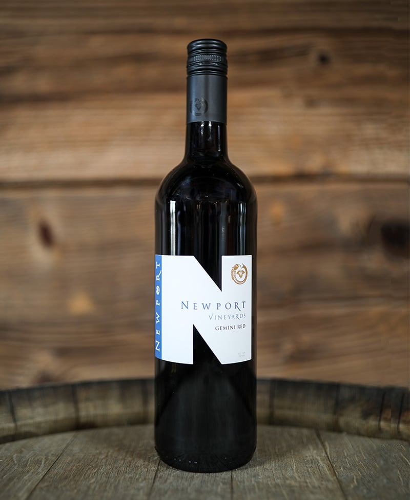 Newport Vineyards Gemini Red Wine