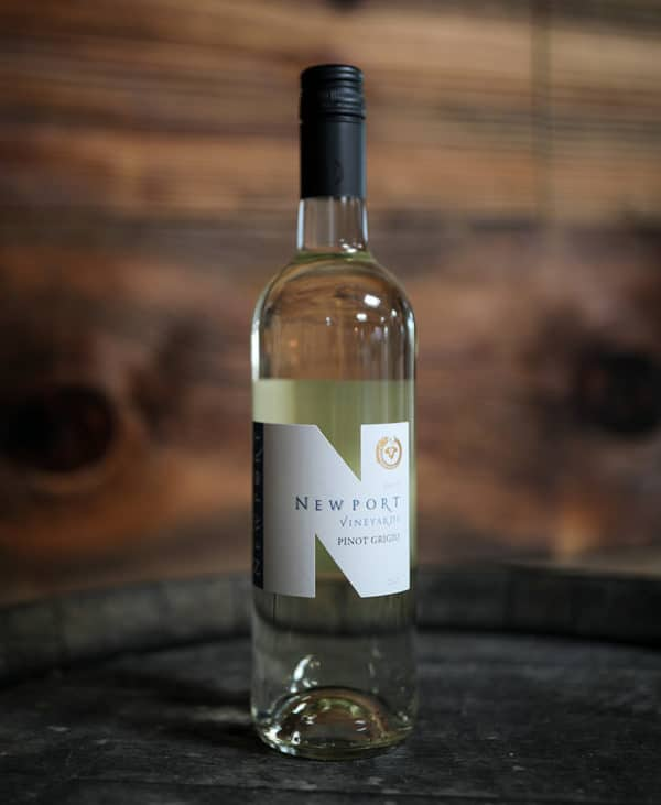 Newport Vineyards Pinot Grigio White Wine