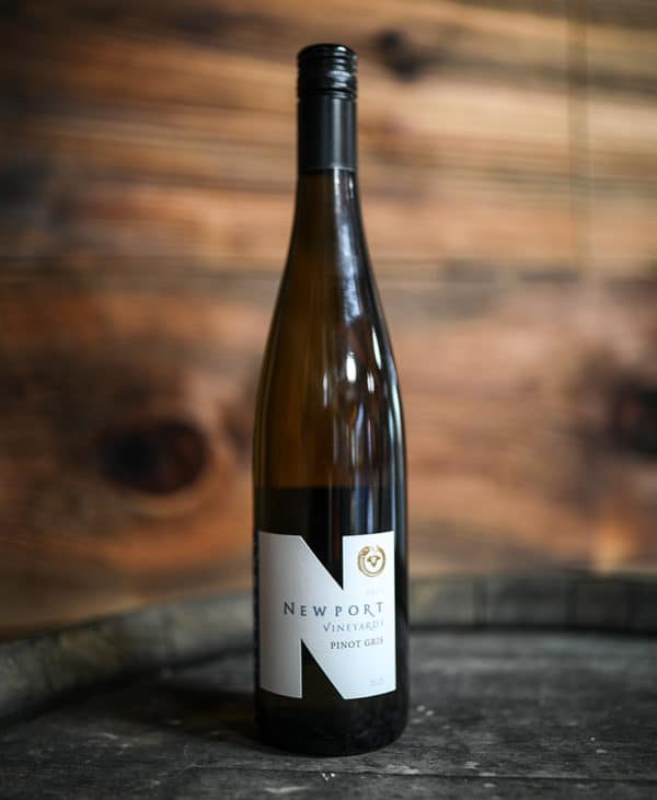 Newport Vineyards Pinot Gris White Wine