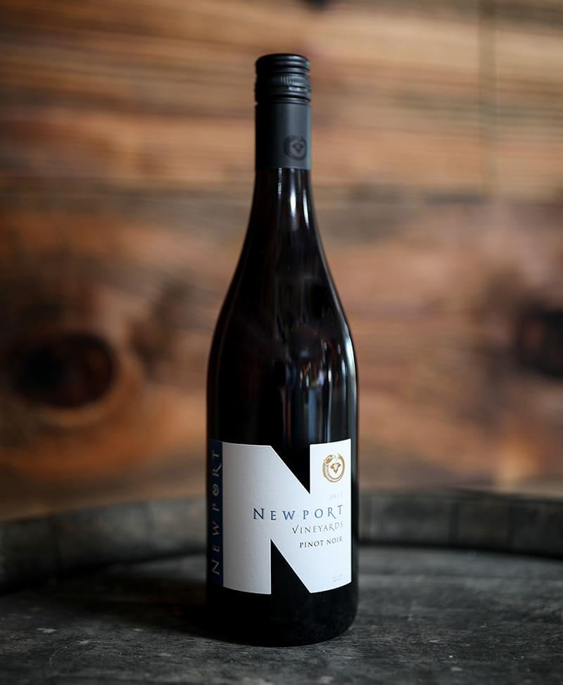 Newport Vineyards Pinot Noir Red Wine