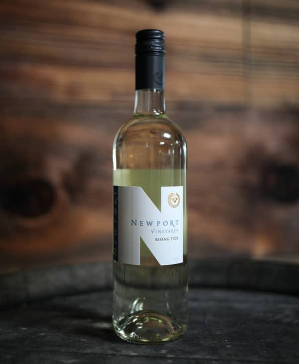 Newport Vineyards Rising Tide White Wine