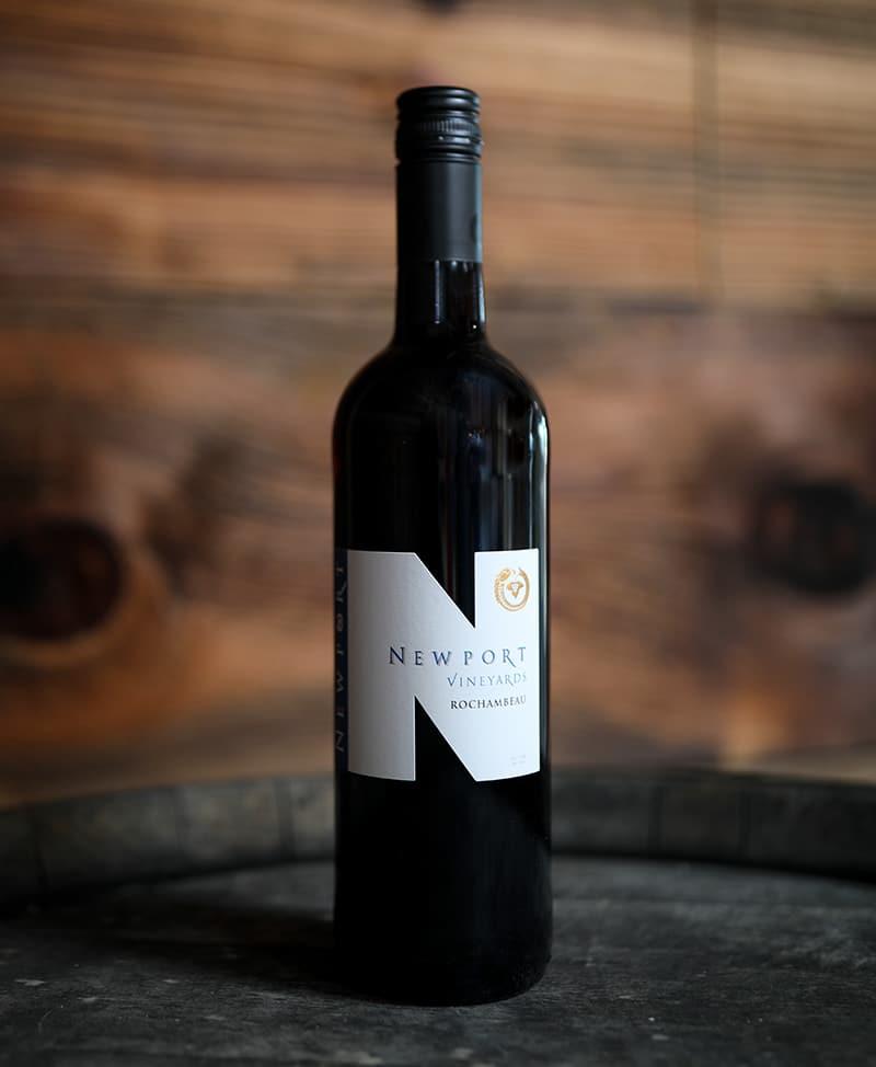 Newport Vineyards Rochambeau Red Wine