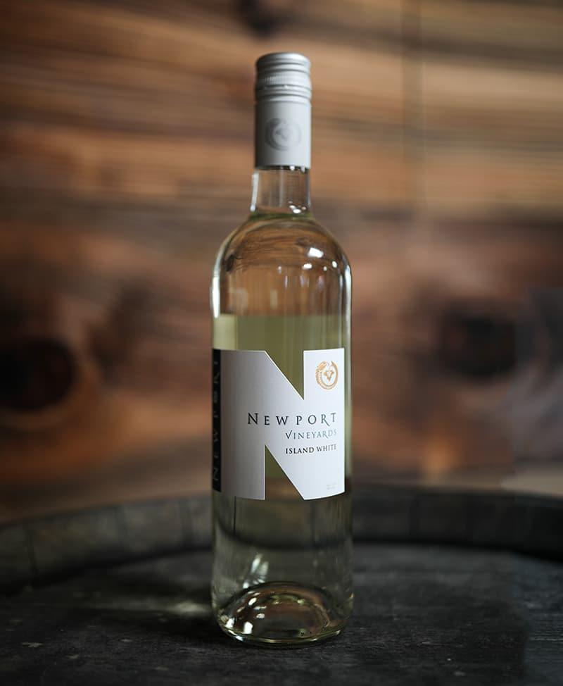 Newport Vineyards Island White
