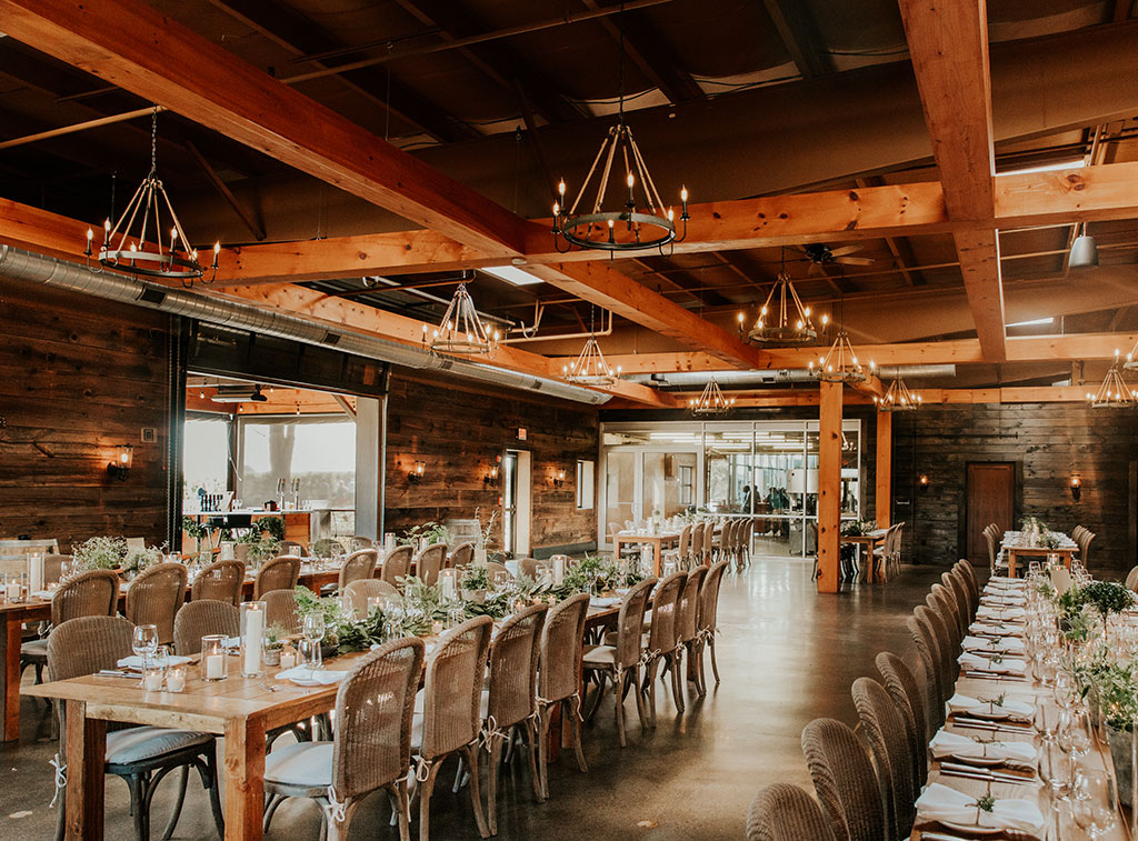 Newport Vineyards Private Events & Weddings